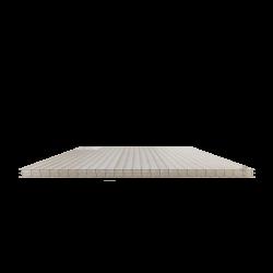 Policarbonato Alveolare - 4 mm - Macrolux Stabilit Suisse - 2