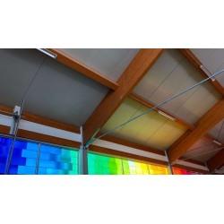 Griechische Isolierung Panel herabgestuft Alutech Dach Moro Kopf Alubel - 11