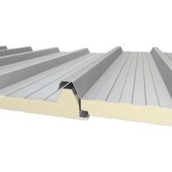 Griechische Isolierung Panel herabgestuft Alutech Dach Moro Kopf Alubel - 5
